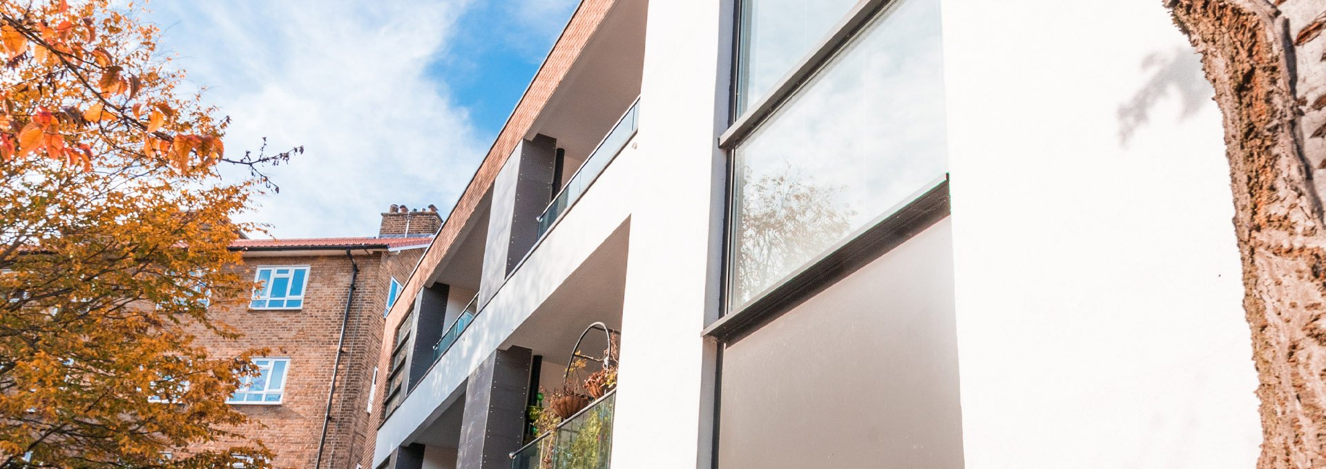 Inner Park Road Flats | Architecture