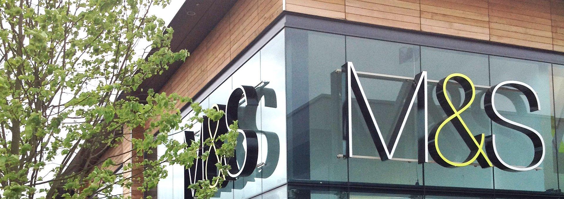 M&S Whiteley Shopping Centre Fareham