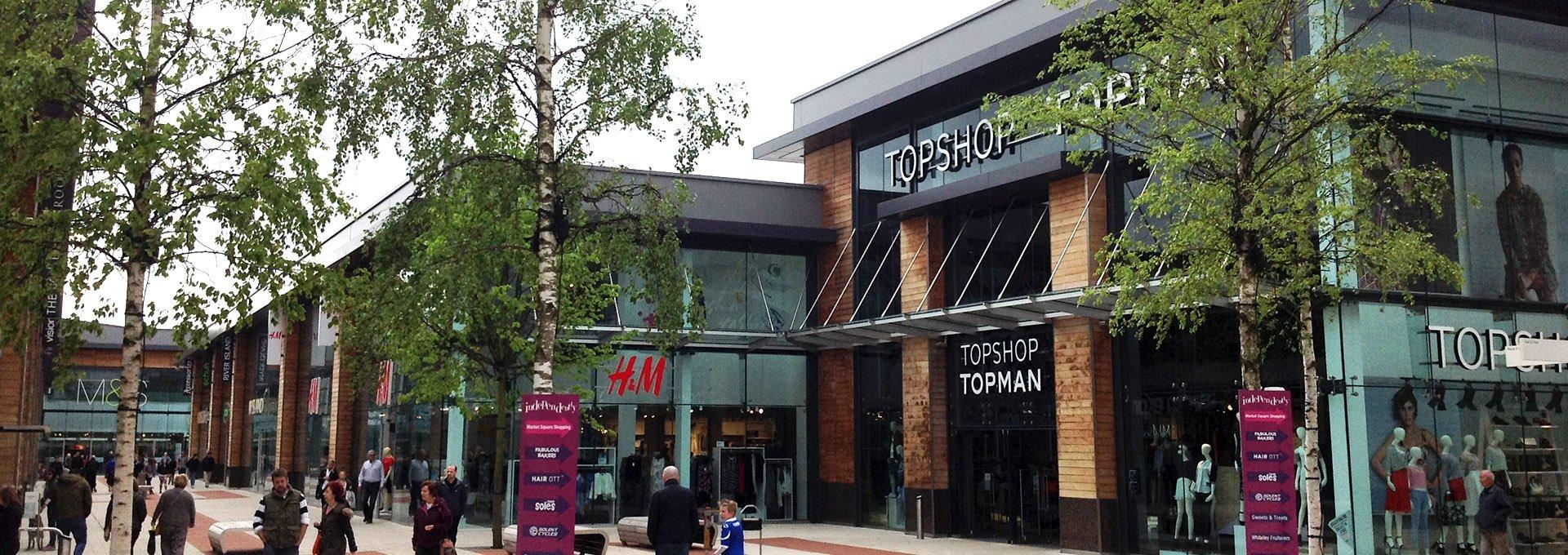 Whiteley Shopping Centre Fareham