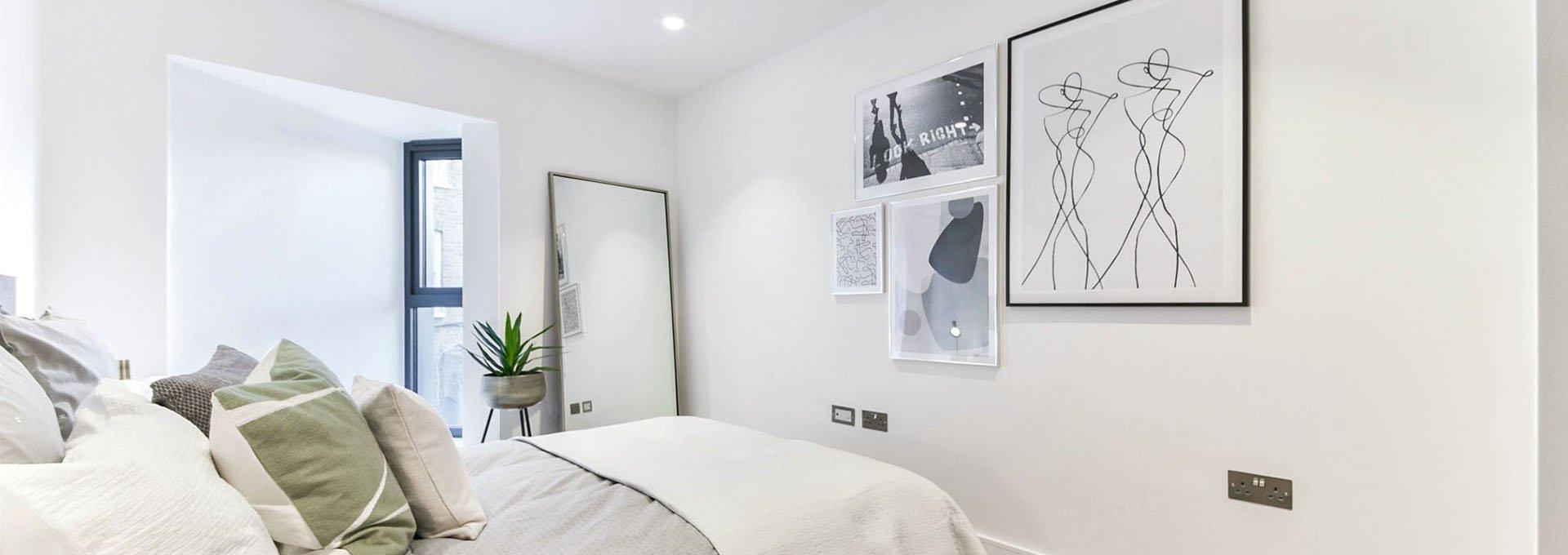 Offley Road Bedroom Architecture