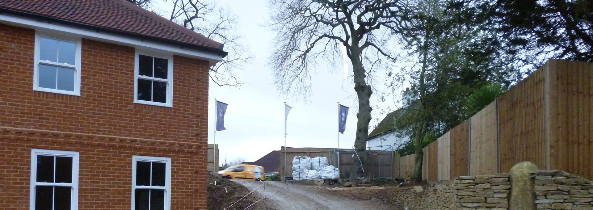 New home in Addlestone Surrey