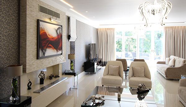Sitting room Beltane Road Wimbledone
