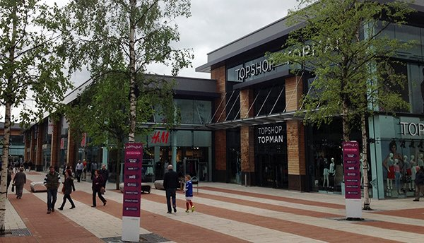 Architecture | Whiteley Shopping Centre